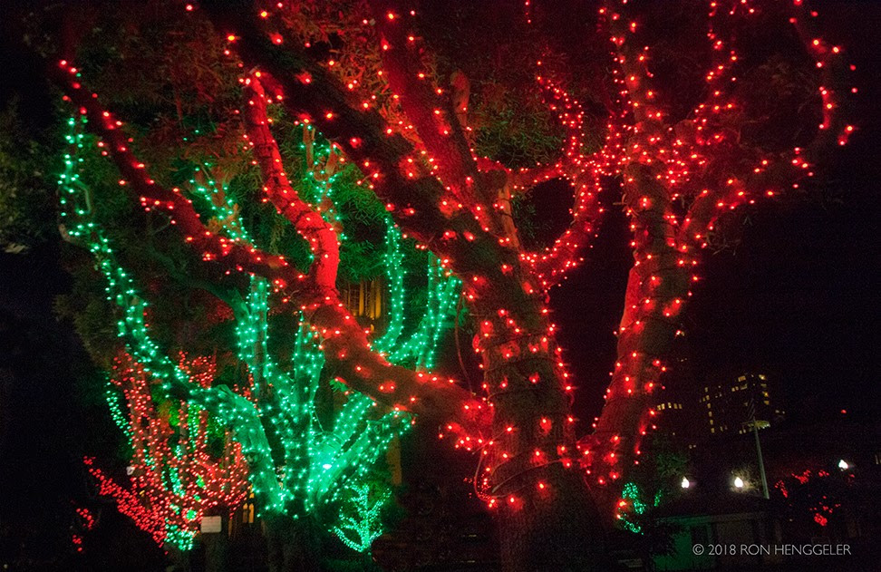 Virtual Holiday Tree Lighting on 11/30