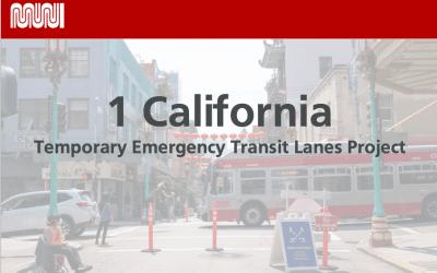 SFMTA Transit Lanes Meeting on 2/18